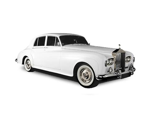 '65 Silver Cloud - VIP Wedding Transportation