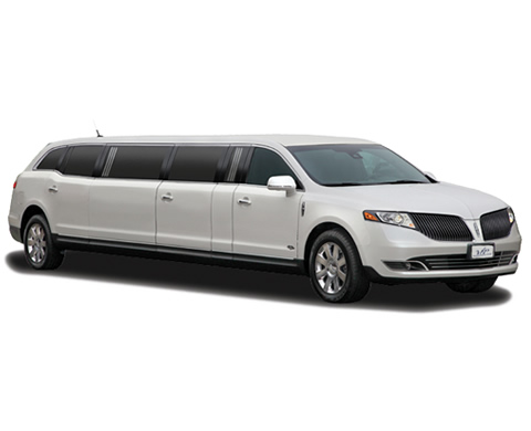 Lincoln MKT Towncar Stretch Limo- VIP Wedding Transportation