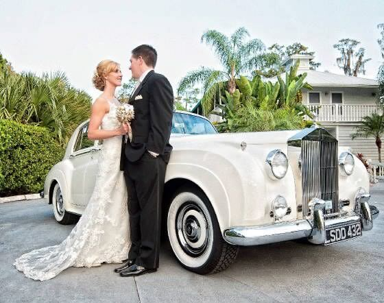 VIP Wedding Transportation Services