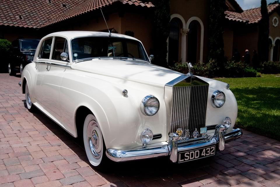 1965 Rolls-Royce Silver Cloud VIP