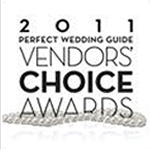 2011 Vendors Choice Award
