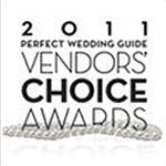 2011 Vendors Choice Award