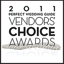 2011 vendors choice awards - VIP Wedding Transportation