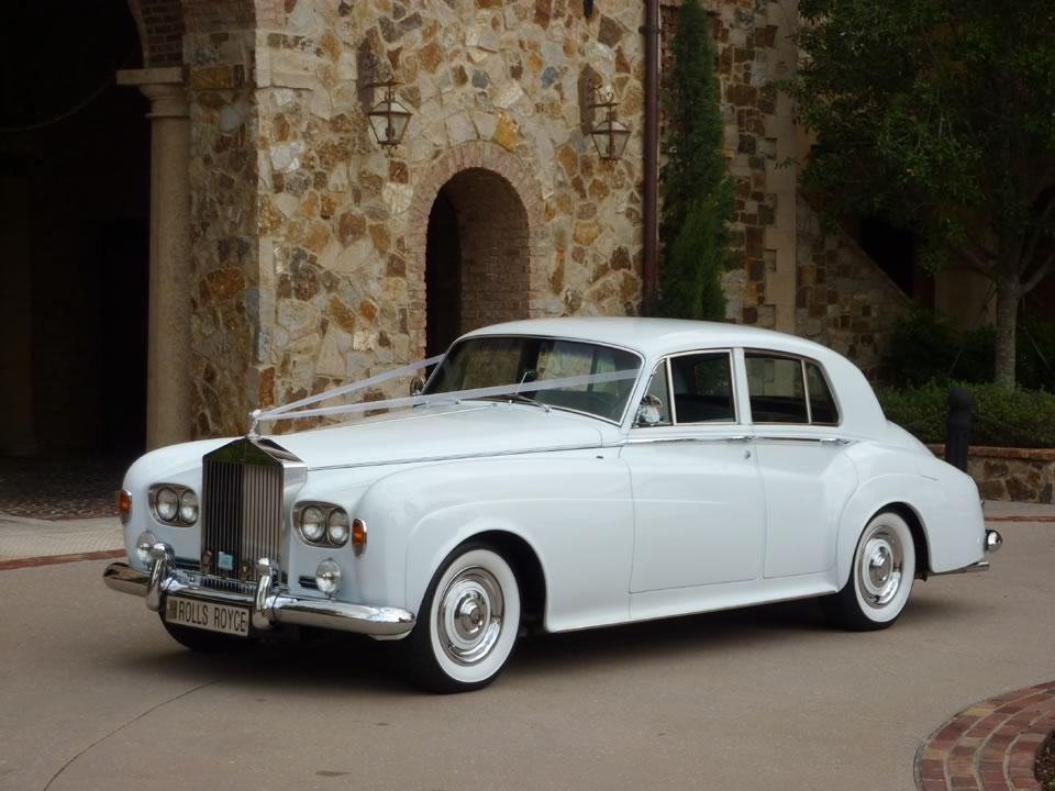 65 Rolls-Royce Silver Cloud