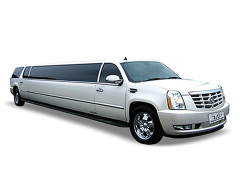 Cadillac Escalade Stretch Limo - VIP Wedding Transportation