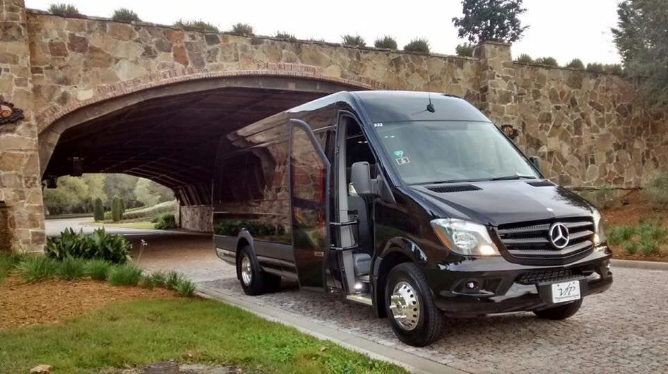 Mercedes Luxurious Custom Executive Van