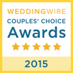 Weddingwire Couples Choice 2015