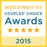 Weddingwire Couples Choice 2015