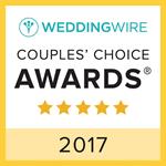 Weddingwire Couples Choice 2017