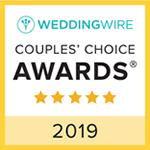 WeddingWire - Couples Choice Award 2019