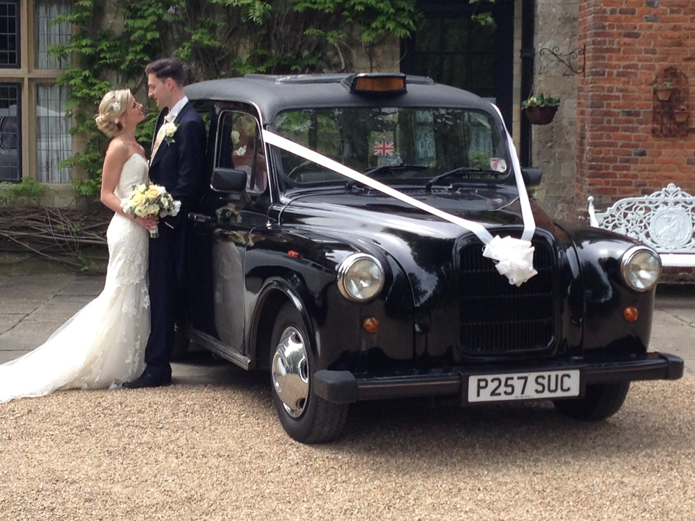 London Taxi - VIP Wedding Transportation