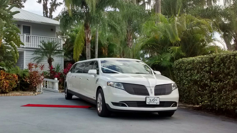 Stretch Limousine - VIP Wedding Transportation